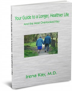 Guide to a longer healthier life book