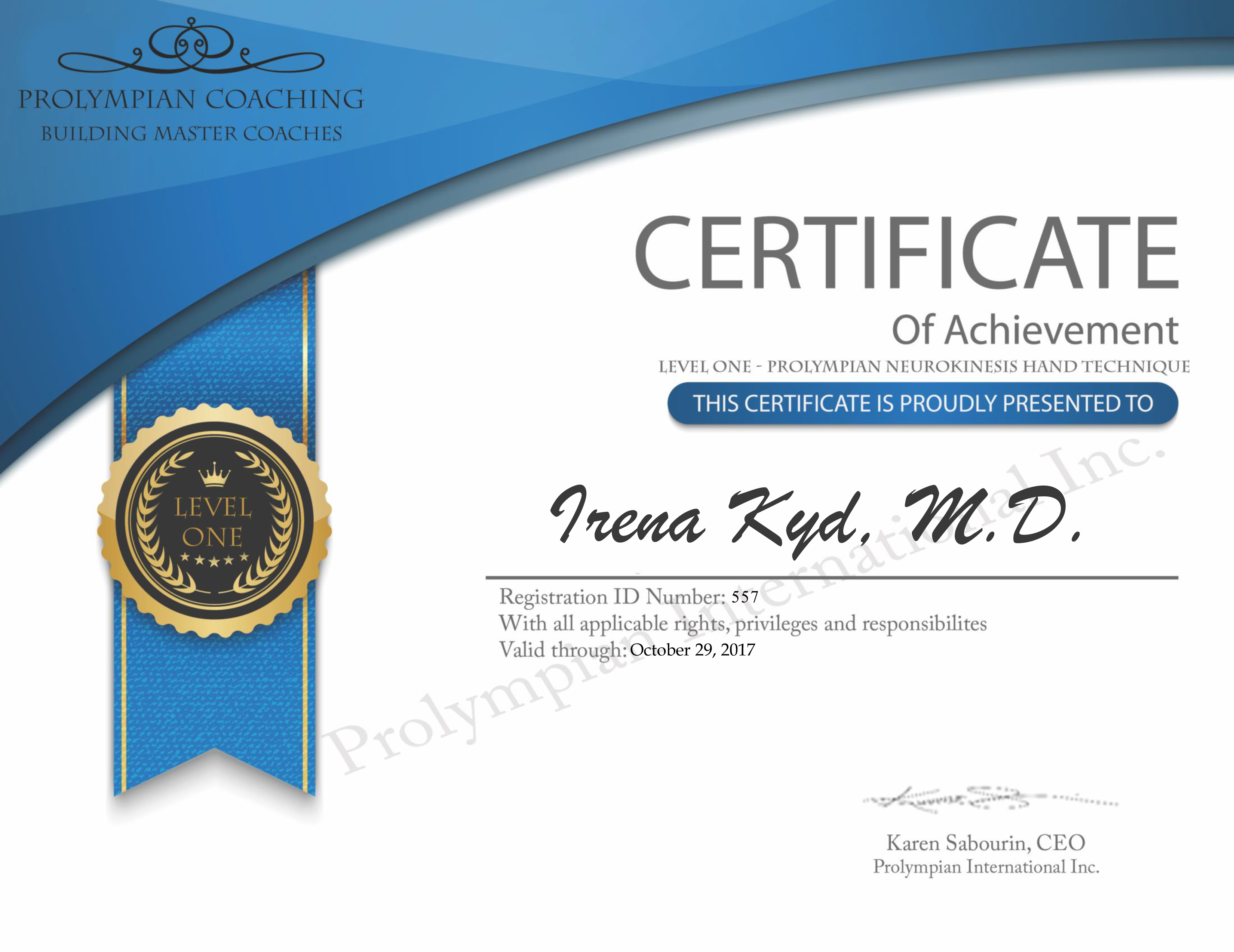 About dr irena irenakaycoaching level 1 certification xflitez Images